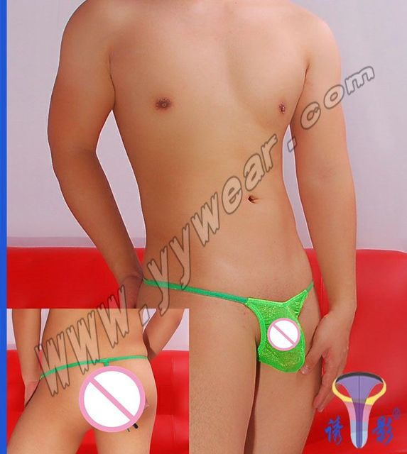 Luz dos homens tanga tanga dos homens baixo de salto alto tanga transparente underwear gay jockstrap gay underwear