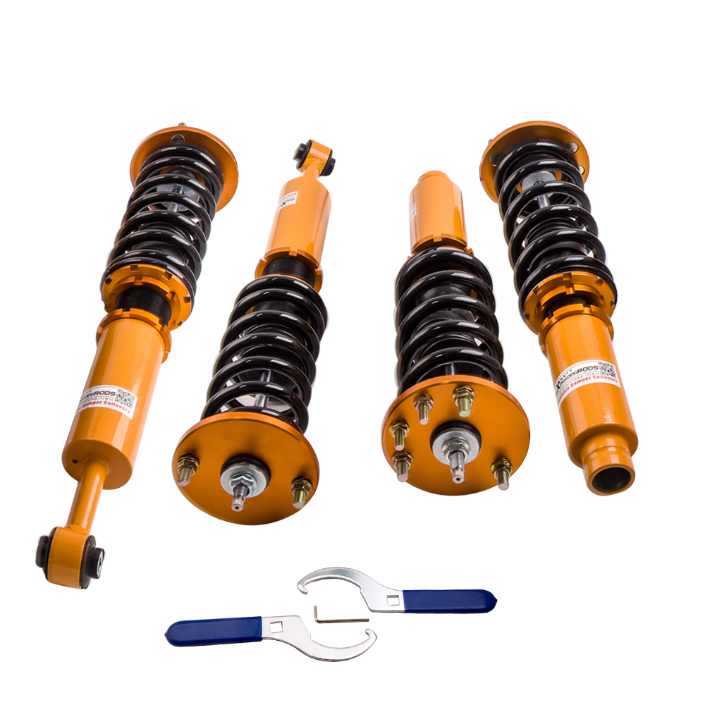 for Honda Accord 98 02 Acura 99 03 Adjustable Damper Coilover Suspension Kit  Shocks Absorber on Aliexpress.com | Alibaba Group