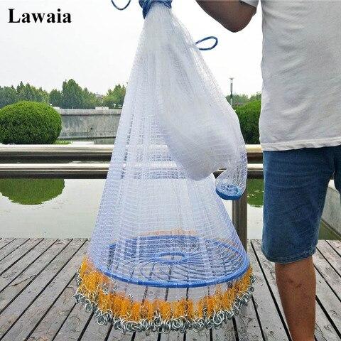 redes de pesca de ferro cadeia pedante lawaia alta qualidade de pesca rede de malha