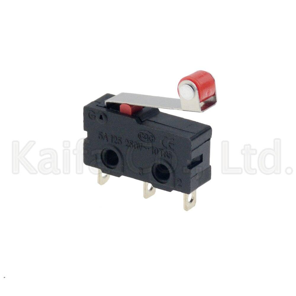 Image 3 - 100 pces kw12 kw11 3 máquina do laser micro sensor de limite interruptor automáticoauto switch boxauto power window switchauto fan switch -