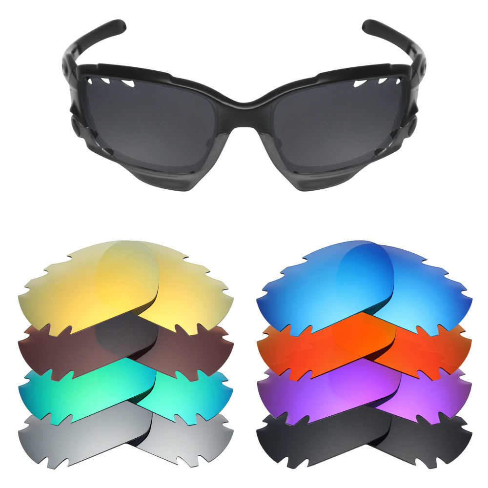 5fa23f2d90d Mryok Polarized Replacement Lenses for Oakley Jawbone Vented Sunglasses  Lenses(Lens Only) - Multiple