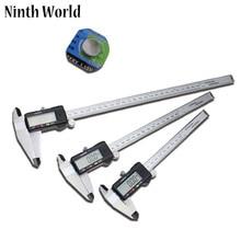 Wholesale prices Ninth World Digital Caliper 6″ 8″ 12″ Stainless Steel Metal Digital Caliper Electronic Micrometer Vernier Caliper Measuring Tool
