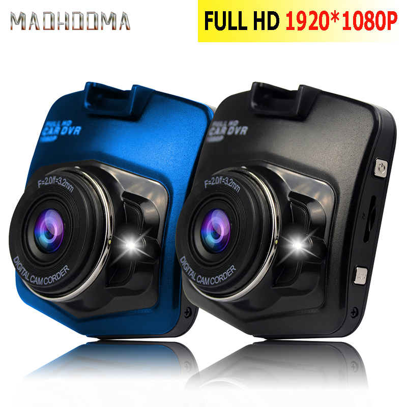 Maohooma Car DVR Registrator-Recorder Dish-Camara Dashcam Video Night-Vision Auto Mini