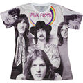 Pink Floyd 3D Printed T-shirts Men Cool Rock Band Characters Graphic T Shirt Hip Hop Style Fashion Tees Hot Plus Size Tops Homme