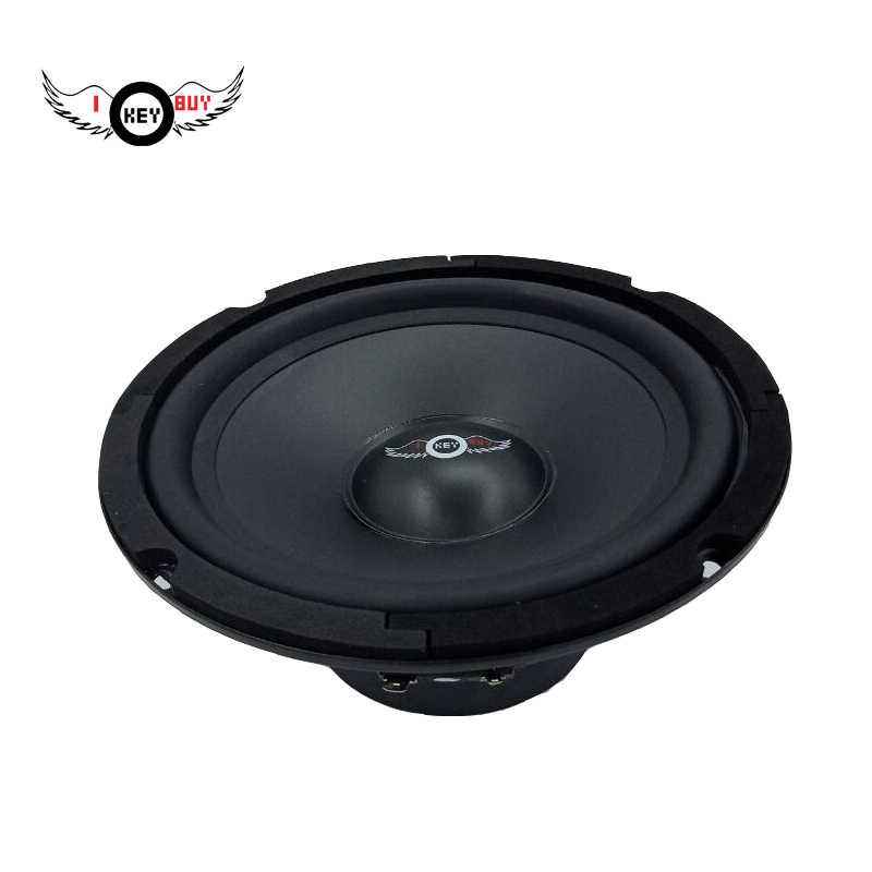 Frete grátis High Power Speaker 8 Polegada 400W 4Ohm Áudio Midrange Alto Falantes Woofers Automóvel Russa Carro Woofer