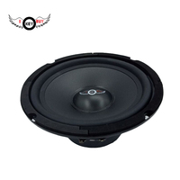 Shipping Free High Power Speaker 8 Inch 400W 4Ohm Midrange Audio Louder Speakers Woofers Automobile Russian Car Woofer