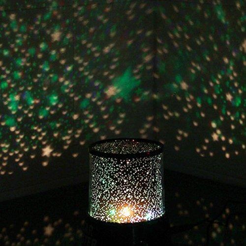 Luzes da Noite projetor Fonte de Energia : Bateria Seca, bateria Recarregável