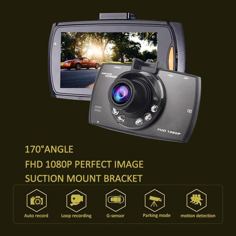 car dvr Mini 2.7 Full HD 1080p Car DVR 170degre Wide Angle TFT LCD Car dvrs Dash Camera Video Cam Recorder Night Vision