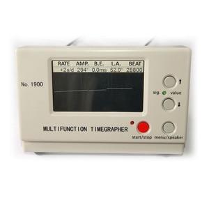 Image 4 - Высококачественный хронограф No.1900, многофункциональный прибор для измерения времени для ремонтных часов и производителей часов