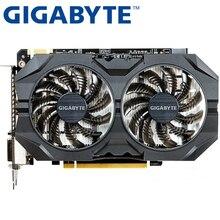 Видеокарта GIGABYTE GTX 950, 2 Гб, 128 бит, GDDR5, видеокарты для nVIDIA, VGA, карты Geforce, оригинальная GTX950, используется HDMI 1050 TI 750
