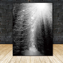 nordic poster Canvas Painting home decor art