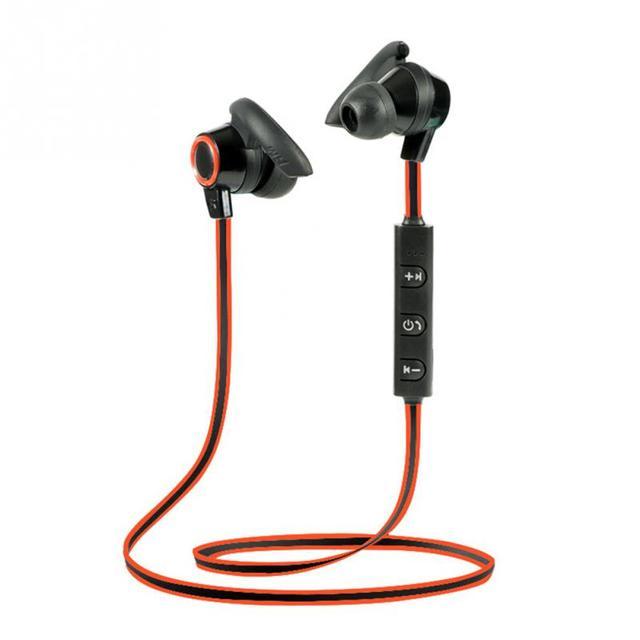 282e0502e58 2018 Sport Wireless Headphones Sound Stereo Horn Bluetooth 4.1 Running  Earphones