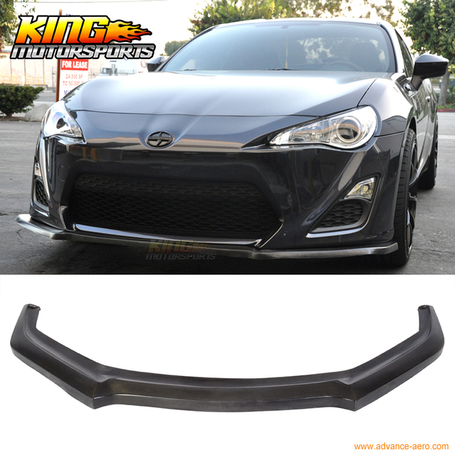 Fit For 13 14 15 16 Scion Frs Fr S Pu Front Bumper Lip Spoiler Ikon
