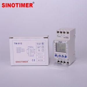 Image 3 - 2 Channels Big LCD Display Programmable 24hrs Time Clock with Two Relay Outputs