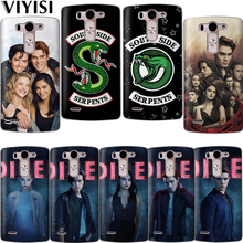 American TV Riverdale Series Case For LG G6 Q6 Q7 Q8 G7 XPower 2 V30 K7 K8 K10 2017 2018 XScreen Etui Coque Funda Silicone
