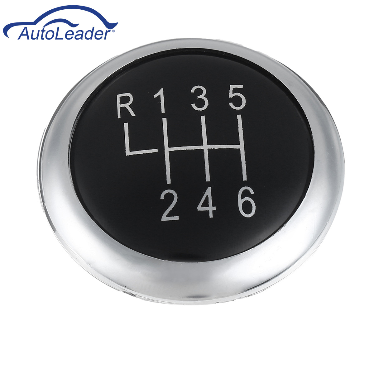 New 6 Speed Gear Knob Stick Badge Emblem Trim Cap Cover For VW Passat B6 2005-2011 B7 2010-2014 CC 2009-2012 6 44 2011