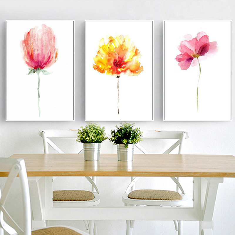 ZOOYA 5d Diamond Painting Flower diy Diamond Embroidery Art Painting Mosaic Nordic home Hotel Gallery Decoration New Sale FLNO 5 in Diamond Painting Cross Stitch from Home Garden