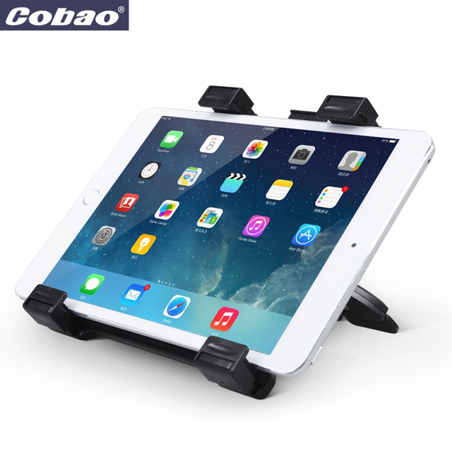 Universal For Samsung IPad 2 3 4 5 mini 7-10 Inches Tablet PC DVD Slot The tablet Holder  Bracket    Rotate 360 degrees