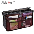 2017 Multifunction Cosmetic Bags Women Storage Case Holder Zipper Portable Organizer Cosmetics Bag Travel Make Up Bag for Women