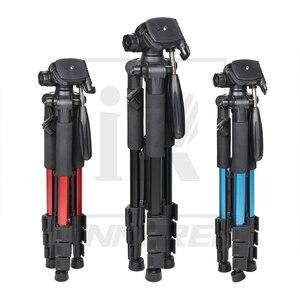 Image 4 - Neue Zomei Q111 Aluminium Legierung Mini Tragbare Stativ für DSLR kamera professionelle licht compact travel stehen