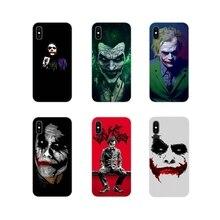 Para Samsung Galaxy A3 A5 A7 J1 J2 J3 J5 J7 2015, 2016, 2017 cubiertas de los casos del teléfono el Joker HD wallpaper