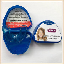Нда мягкая фаза I зубной ортодонтический тренажер