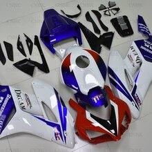 Для Honda Cbr1000 RR 2004-2005 мотоцикл обтекатель CBR1000RR 2004 красный белый синий обтекатель CBR 1000 RR 05 набор для всего тела