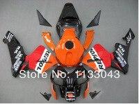 HONDA CBR600RR F5 03 100% Enjeksiyon için REPSOL laminer akış 04 CBR 600 RR 03-04 CBR600 2003 2004 motosiklet fairing parçaları # SYH77Nice