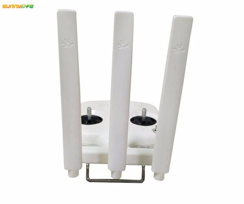 Sunnylife Signal Booster Antenne omnidirectionnelle Gamme Signal Antenne Améliorée Repose Combo pour DJI Phantom 3 Standard P3S