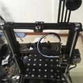 1et actualización Creality ENDER3/CR-10 doble eje Z actualización kit uso con un solo motor paso a paso CR-10 doble Z cinturón polea del tensor de conjunto