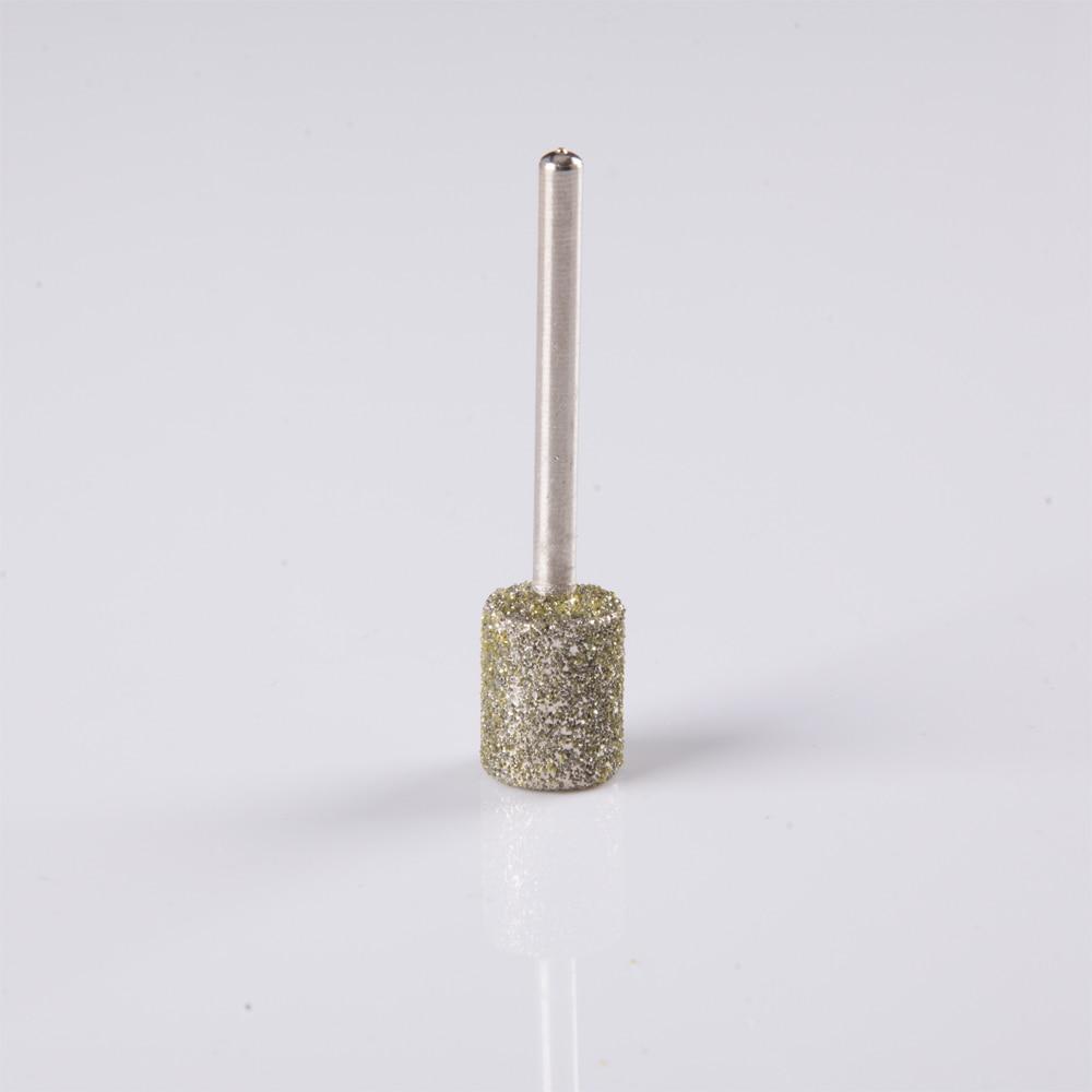 # 60 henger alakú durva szemcsés gyémántbetét dremel csiszoló - Csiszolóanyagok - Fénykép 2