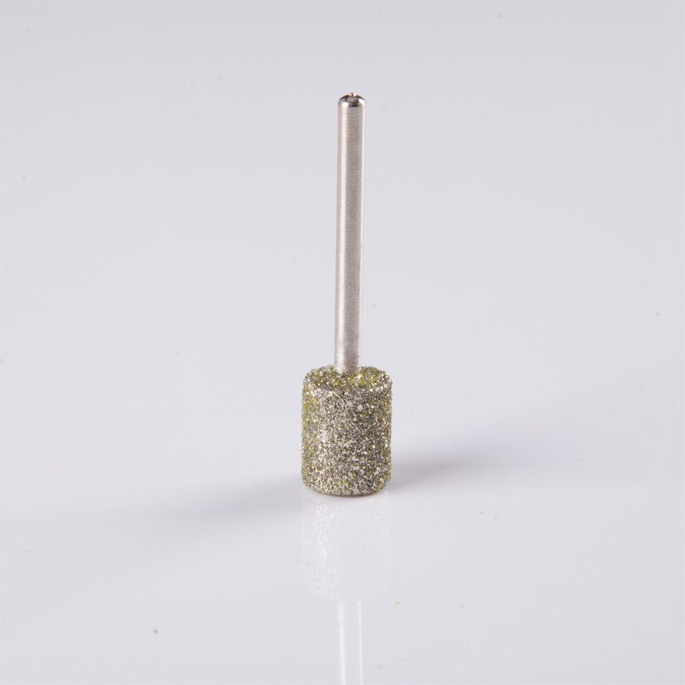 # 60 cylinderform grovkornad diamant bit dremel slipning burr dremel - Slipprodukter - Foto 2