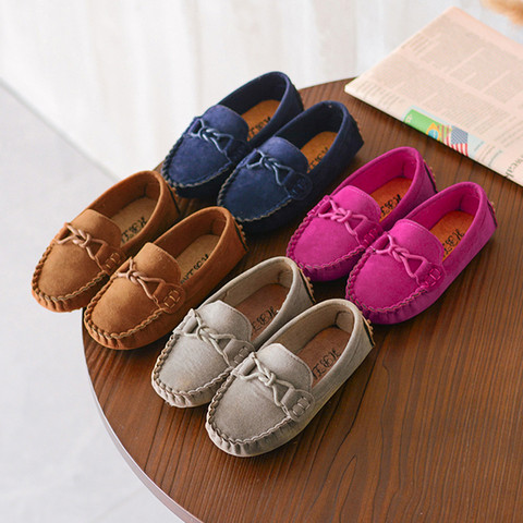 2020 Kids Casual Shoes Fashion Children Boys Girls Loafers Solid Color Soft Bottom Breathable Casual Shoes Baby Casual shoes Lahore