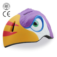 Children S Bike Helmets High Density PC Cartoon Skating Child Cycling Riding Kids Bicycle Helmets Ciclismo