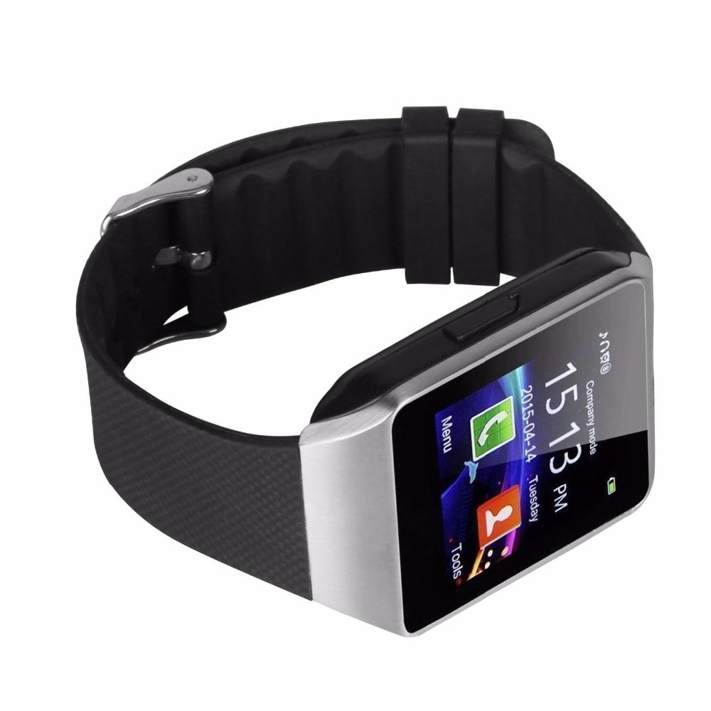 smartwatch reloj minimalista estilo bluetooth reloj a prueba de agua - Relojes para hombres - foto 3