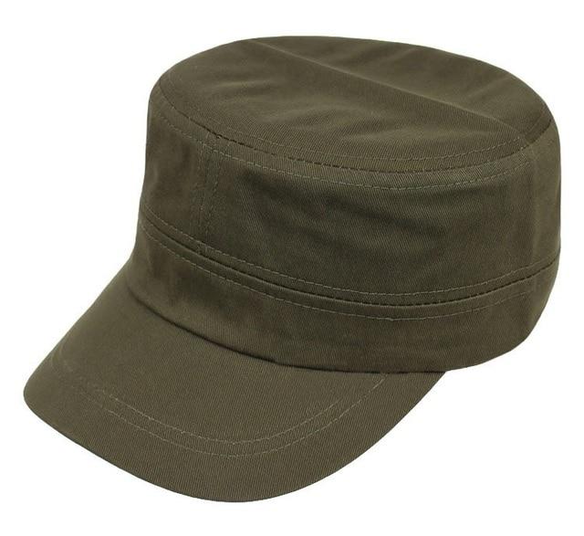 7c443e7a321786 Army Cadet Patrol Castro Thin Cap Hat Men Women Golf Driving Summer Radar Baseball  Cap Army Cap Cadet Hats