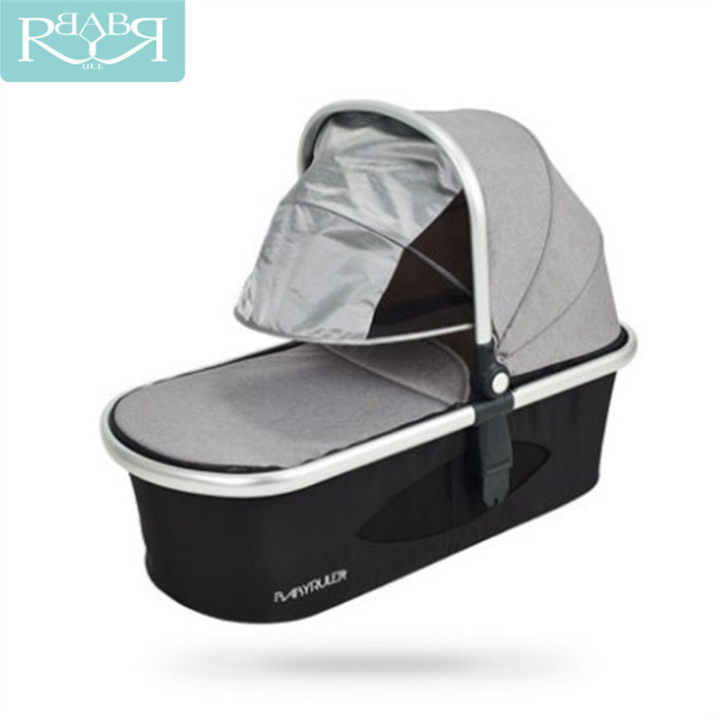 Babyruler Baby Stroller Cradle Prams For Newborn Baby Bed Set lying Bassinet Baby Carriage orbit baby люлька колыбель orbit baby g3 bassinet