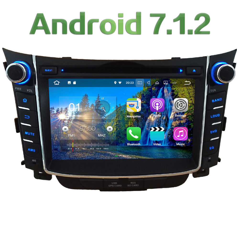 7 2GB RAM Android 7 1 2 Quad Core 4G WiFi DAB RDS Multi Car DVD