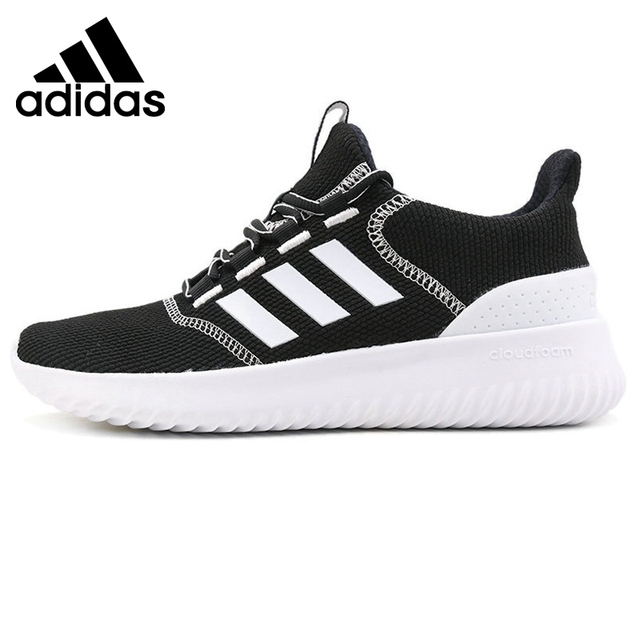 Original New Arrival 2018 Adidas NEO LABEL CLOUDFOAM ULTIMATE Women's  Skateboarding Shoes Sneakers