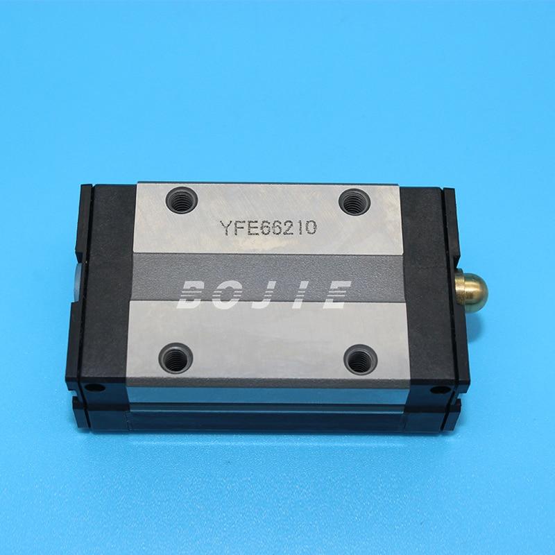 все цены на Roland inkjet printer parts FJ740 VJ740 RA640 VP540 SP540 rail block slider онлайн