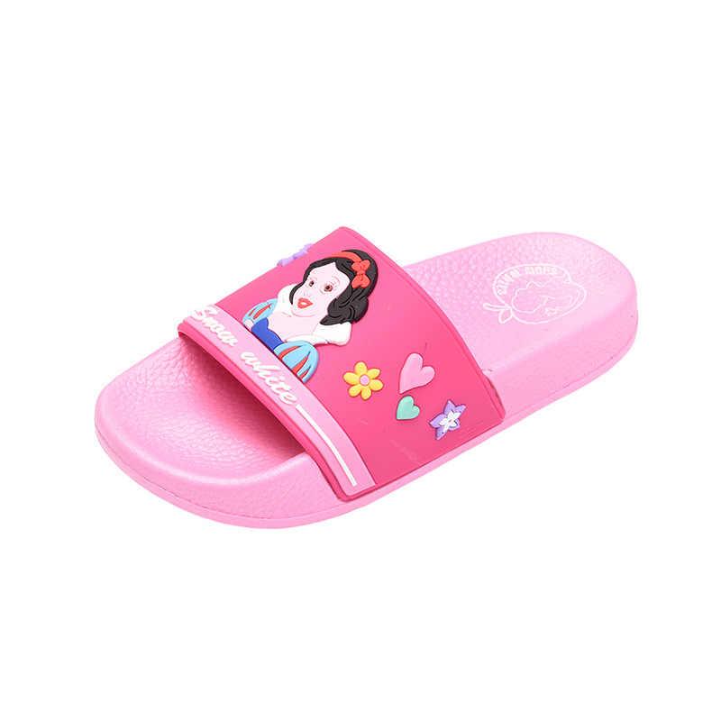 2019 בנות חדשות קריקטורה נסיכת ילדות קטנות נעליים נוח רך באיכות גבוהה אנטי להחליק לנשימה ילד נעל 170- 220