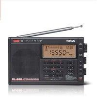 Tecsun PL 680 высокая производительность полный диапазон Цифровая настройка стерео радио FM и AM радио SW SSB