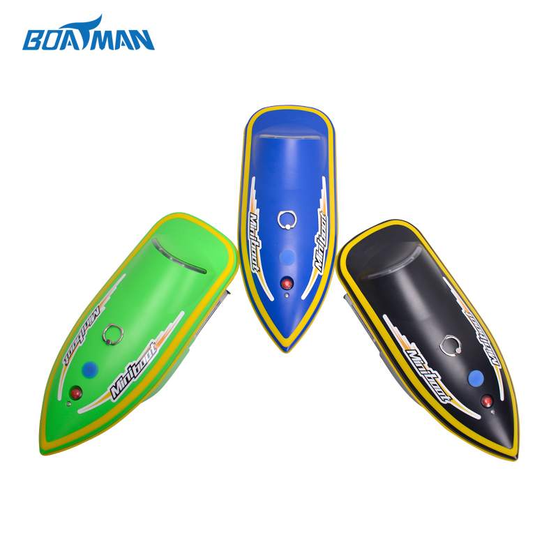 high quality 2.4G rc bait boat with fish finder boat for delivery bait and lure aluminum water cool flange fits 26 29cc qj zenoah rcmk cy gas engine for rc boat