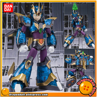 Japan Anime Rock Man / Megaman Original BANDAI Tamashii Nations D Arts SHF Toy Action Figure RockMan X Ultimate Armour