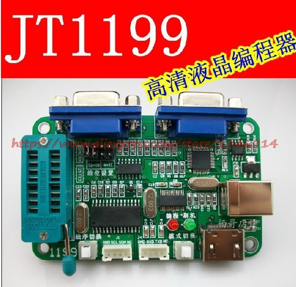 Free Shipping    DVD LCD TV Computer Router SPI USB Programmer