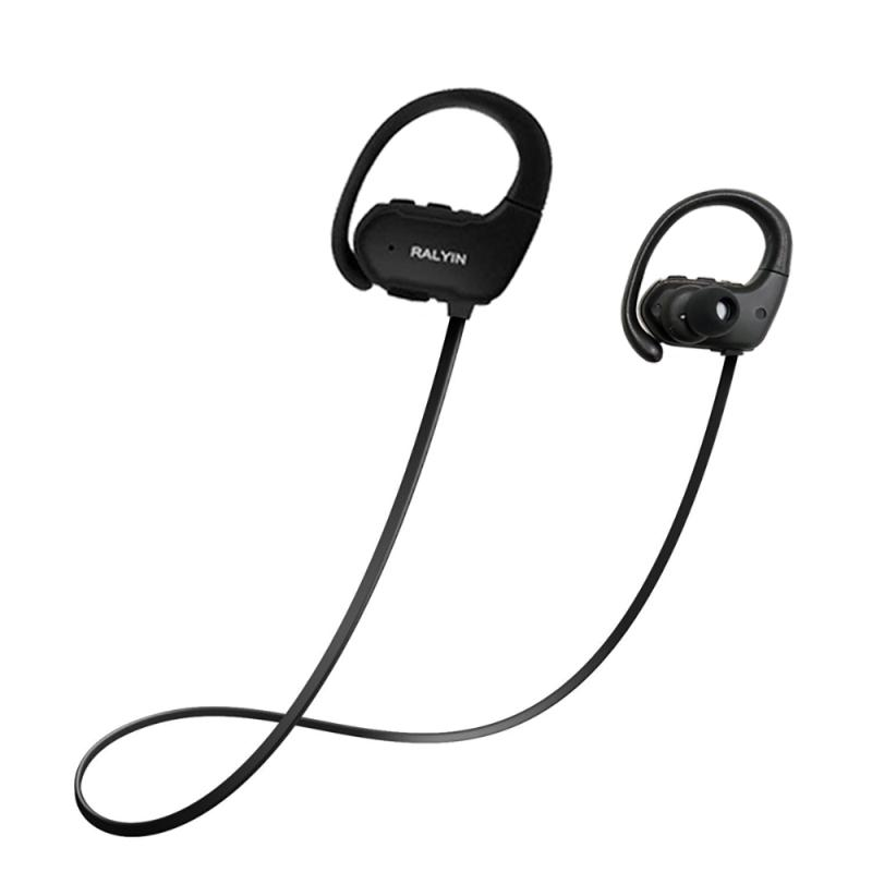 Bluetooth Headphone MP3 Music Player Earphone With 8GB Memory Wireless Headphones Waterproof Sport MP3 Player Headset Microphone