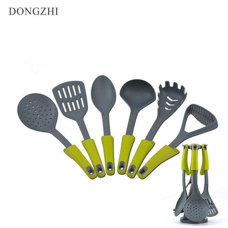 Nuevo diseño de silicona juegos de herramientas de cocina resistente ...