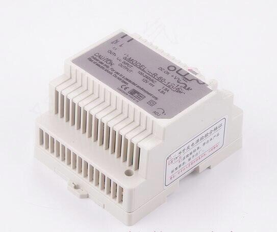 30 watt 1.5 amp 24 volt rail monté alimentation 36 w 24 V 1.5A rail LED alimentation