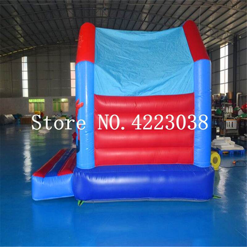 Free Shipping Children Trampoline Bouncer House Inflatable Bouncer Castle Inflatable Slide Castle Modle Toy For KidsFree Shipping Children Trampoline Bouncer House Inflatable Bouncer Castle Inflatable Slide Castle Modle Toy For Kids