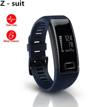 New long standby smart Band Healthy Blood Pressure Heart Rate Monitoring Fitness Smart Bracelet Sports Wristband for IOS Android